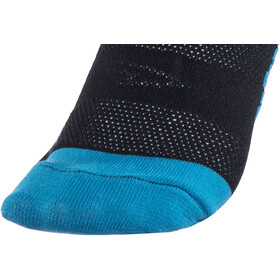 """DeFeet Aireator 3"""" Chaussettes, cool bikes/black w/neon"""